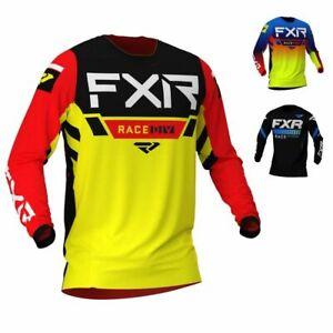 FXR Racing F21 Helium Pro-Stretch Youth Motocross MX Gear Jersey