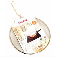 METALTEX - COUVERCLE ANTI-PROJECTION  ANTI ECLABOUSSURE 21 CM