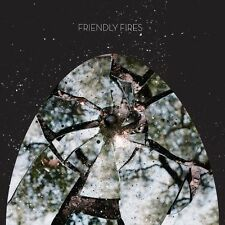 FRIENDLY FIRES - FRIENDLY FIRES  CD NEU