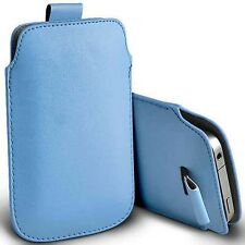 For iPhone X 7 Plus 6G 5G PU Leather PULL Cord TAB Pouch Wallet Bag Cover Case