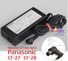 Alimentatore Panasonic TOUGHBOOK cf-27 cf-28 cf-aa1643 Pin al Centro Power Supply