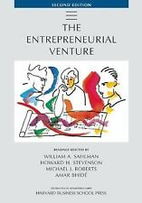 The Entrepreneurial Venture (The Practice of Management Series)