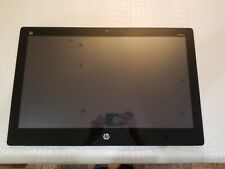 Hp 23-q113w Full LCD Screen Assembly With Cables Good Condition See Pics