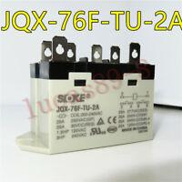 2pcs  NEW  Relay JQX-76F-TU-2A 24VDC