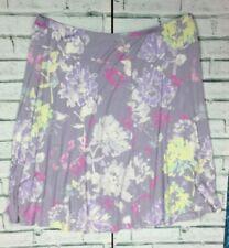 Emreco Multi-Coloured Wrap-Over Lerryn Skirt