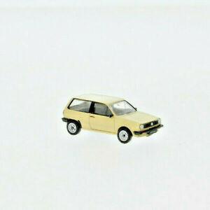 Brekina PCX870002 VW Polo II beige, 1985, H0, Neu 2020
