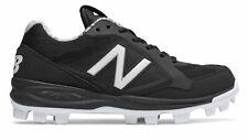 New Balance Low-Cut Tupelo TPU Baseball Cleat Mens Shoes Black