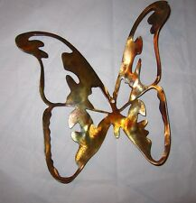 Metal Wall Art Decor Small Butterfly