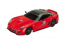 Xq x Racing Ferrari 599XX Rc coche Escala 1:18 Nuevo en Caja Tracked 48 Post