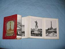 SOUVENIR DE GENES RICORDO DI GENOVA 48 VUE VEDUTE FOTOGRAFIE PRIMI ANNI 1900