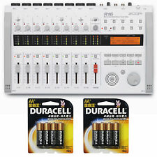 Zoom R16 Multitrack SD Recorder Controller and Interface with AA Batteries