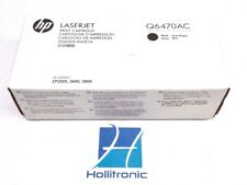 HP Q6470AC Toner Cartridge for Laserjet CP3505, CP3600, CP3800