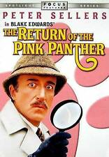 NEW The Return of the Pink Panther (DVD)