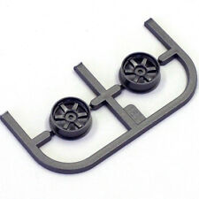 LLANTA 18 delant. Gris Metalizado 2 piezas dnano Kyosho dnh-001gm-18f 702304