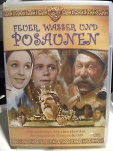 DVD - FEUER WASSER UND POSAUNEN - RUSSISCHES MÄRCHEN