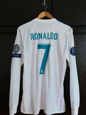 Real Madrid Jersey Ronaldo Long Sleeve 2016/17 Final Champions League