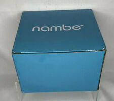 Nambe Mikko 6 PIece MT0663 Home Bar Drink Coffee Table Coaster Set New In box
