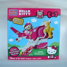 Mega Blocks Hello Kitty Airpalne Vacation Series - NEW