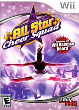 All Star Cheer Squad WII New Nintendo Wii