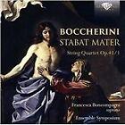 Boccherini: Stabat Mater, String Quartet Op.41/1, Ensemble Symposium, Francesca