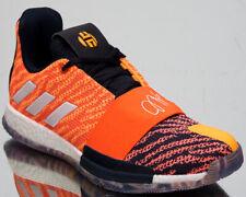 adidas Harden Vol. 3 - VEGAS Men's Orange Basketball Sneakers James Low Shoes