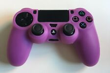1 housse silicone rose pour manette PS4 neuf