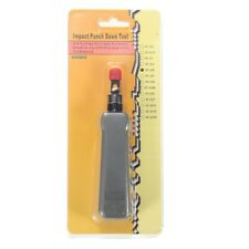 HT324B Impact Punch Down Tool for 110/88 style Jack and modules RG11/12 CAT5/6