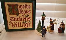 Dept 56 Dickens Village 12 Days of Christmas Two Turtle Doves #2