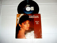 "Gloria Estefan - Betcha Say That b/w Love Toy 1987 7"" 45 rpm VG+ w/ Pic Sleeve"