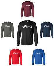 Walther Pistol Logo Men's Long Sleeve T-Shirt