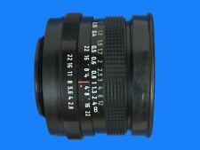 Pentacon 29mm f/2.8 (Same as Meyer-Optik Orestegon) Lens In M42 Screw Mount