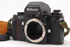 【N.MINT++】 NIKON F3/T F3T F3 Titan HP Black Film Camera Body W/ strap 851xxxx
