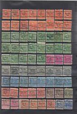 timbres etats-unis