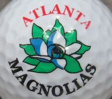(1) ATLANTA LOGO GOLF BALL MAGNOLIA