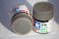 Tamiya Peinture Pot 10ml X19 Smoke