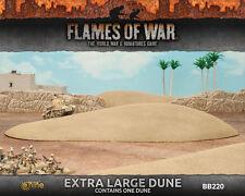 Llamas de la guerra: equipo Yankee: terreno: desierto Duna Extra Grande