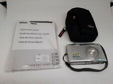 Nikon Coolpix S3300 Digital Camera 6x Zoom 16.0 Megapixels