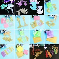 Metal DIY Cutting Dies Stencil Scrapbooking Embossing Album Paper Card Craft NEW