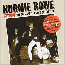 NORMIE ROWE - FRENZY D/Remastered CD ~ 50th ANNIVERSARY COLLECTION ~ HITS *NEW*