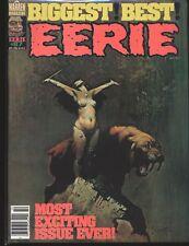 Eerie #87 (1965) Frank Frazetta Cover Rich Corben Art VF+