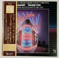 Herbie Hancock In Concert, Volume 2 CTI GP 3005 OBI JAPAN VINYL LP JAZZ