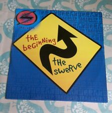 """Swerve - The Beginning /The Swerve 12""""Vinyl - 1998 - Urban Takeover"""