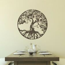 Celtic Tree of Life Wall Sticker Removable Headboard Home Room Vinyl Art Decor