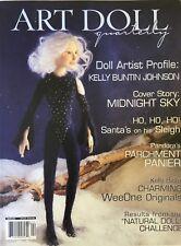 Art Doll Quarterly Magazine - Winter 2006 vol 3 Issue 4 - New