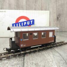 LILIPUT 703 32 - H0e - Mariazell - Personenwagen - Biho/s  3857 - OVP - #G39906