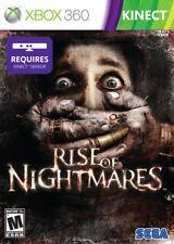 Rise of Nightmares Xbox 360 New Xbox 360