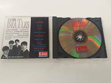 THE BEATLES LIVE MUSIC CD 1992