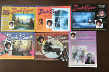 Qty 6:  Bob Ross Books - Joy of Painting - Art Instruction
