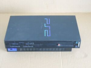Sony PlayStation 2 PS2 Black Console Only Game System SCPH-50001  FAT