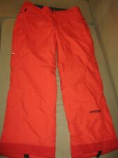 Ancien PANTALON de SKI SPYDER ROUGE T52/L GORE-TEX Skiing Snow Pants